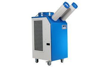 Self - Contained 5.5KW Industrial Spot Coolers 18700 BTU Auto Restart